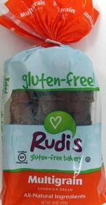 Rudi's Multigrain Gluten-Free Sandwich Bread