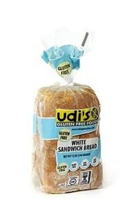 Udi's Gluten-Free White Sandwich Bread