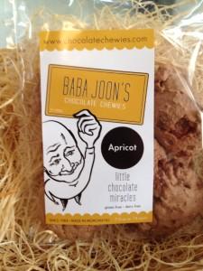 Baba Joon's Chocolate Chewies Apricot