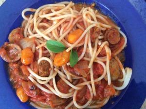 Andean Dream quinoa spaghetti